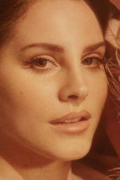 Lana Del Rey - Photoshoot for Dazed Summer 2017