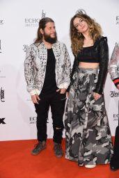 Larissa Kerner at ECHO Music Awards 2017 in Berlin