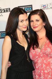 Laura Adkin – Hollywood Comedy Shorts Film Festival in LA 4/15/2017