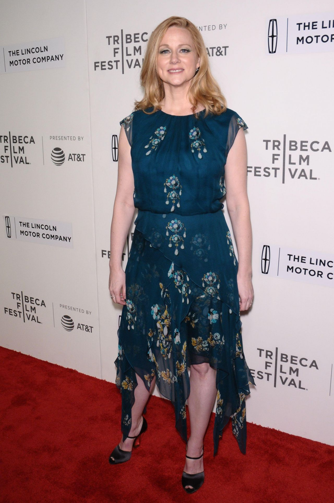 Laura Linney Quot The Dinner Quot World Premiere 2017 Tff In Nyc