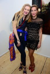 Laura Pradelska - Morphosis VIP Private View at Gallery Different in London 4/19/2017