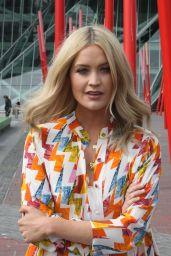"Laura Whitmore - ""Not Dead Enough"" Photocall in Dublin 4/18/2017"