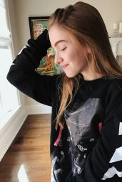 Lauren Orlando Social Media Pics, 04/27/2017