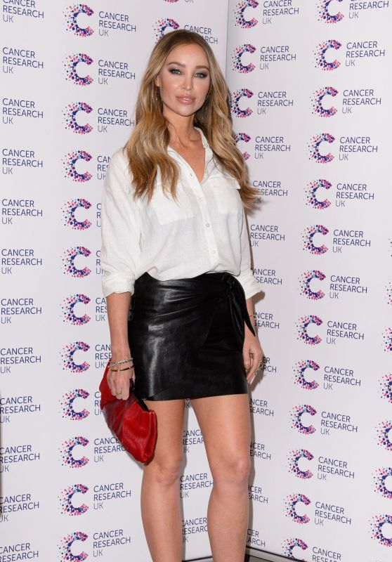 Lauren Pope – Jog On To Cancer Charity Event in London 4/12/2017