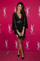 Laurina Fleure – YSL Beauty Club Party in Melbourne 04/27/2017