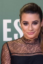 Lea Michele - Autograph Signing at Barnes & Noble in New York 04/28/2017