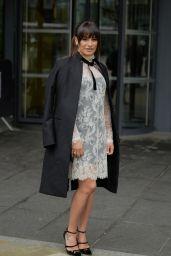Lea Michele -Leaving the BBC Breakfast Studios in Manchester 4/21/2017