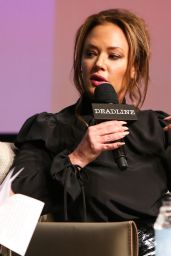 Leah Remini at Deadline's The Contenders Emmys Event in Los Angeles 4/9/2017