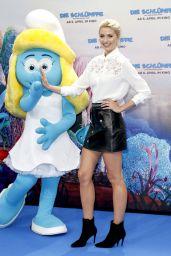 "Lena Gercke at ""Smurfs: The Lost Village"" Premiere in Berlin"