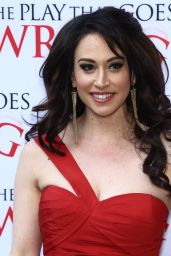 """Lesli Margherita - """"The Play That Goes Wrong"""" Play Opening Night in New York 4/2/2017"""