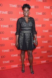 Leslie Jones – Time 100 Gala at Jazz at Lincoln Center in NYC 04/25/2017