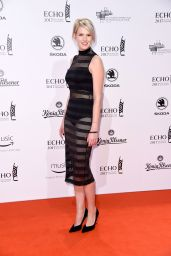 Levina at ECHO Music Awards 2017 in Berlin