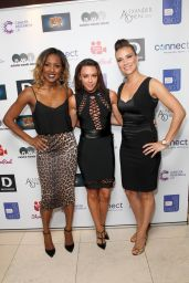 Liberty X - Jog On To Cancer Charity Event in London 4/12/2017