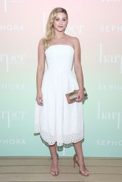 Lili Reinhart at Harper's Bazaar Party in Los Angeles 04/26/2017