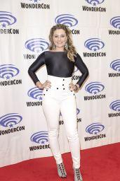 """Lili Reinhart - """"Riverdale"""" Press Room at WonderCon in Anaheim 3/31/2017"""