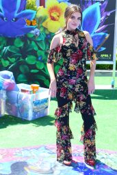 "Lilimar Hernandez at ""Smurfs: The Lost Village"" Premiere in Los Angeles"