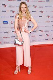 Lina Larissa Strahl – PRG Live Entertainment Award in Frankfurt 4/3/2017
