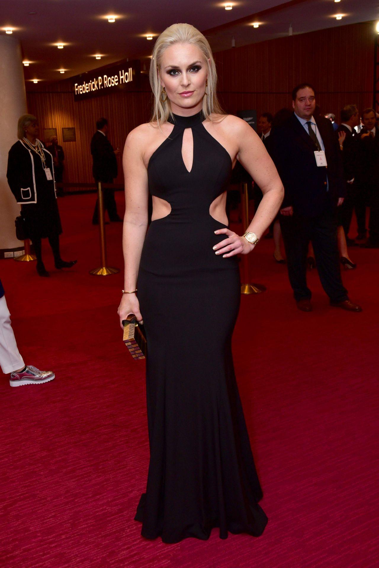 Lindsey Vonn Time 100 Gala In New York 04 25 2017