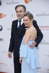 Lisa Martinek at Lola – German Film Award 2017 in Berlin