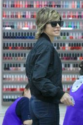 Lisa Rinna in Los Angeles, California 4/18/2017