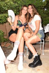 Lorenza Izzo – Galore x Grindr Pool Party at Coachella 2017