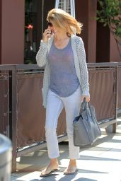 Lori Loughlin Shopping in Beverly Hills 4/19/2017