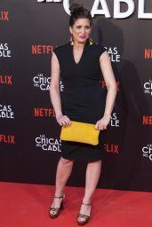 "Lucia Jimenez at ""Las Chicas Del Cable"" Movie Premiere in Madrid 04/27/2017"