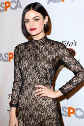 Lucy Hale - The ASPCA Bergh Ball at the Plaza Hotel in NYC 4/20/2017