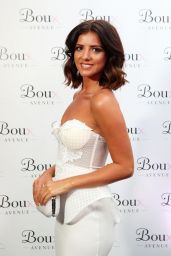 Lucy Mecklenburgh - Boux Avenue Spring Summer 2017 Launch in London, UK 04/26/2017