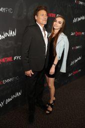 "Lyda Loudon - ""Ray Donovan"" TV Show Season 4 Event in LA 4/11/2017"