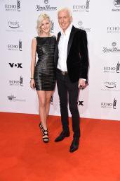 Lysann Geller at ECHO Music Awards 2017 in Berlin