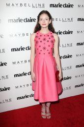 Mackenzie Foy - Marie Claire Celebrates