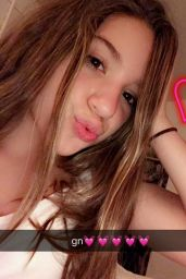 Mackenzie Ziegler Social Media Pics, April 2017