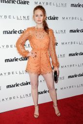 Madelaine Petsch – Marie Claire's 'Fresh Faces' Celebration in West Hollywood 4/21/2017