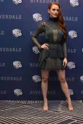 """Madelaine Petsch - """"Riverdale"""" TV Series Photocall in Mexico City 4/6/2017"""