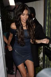 Madison Beer - Leaves a Party in West Hollywood 4/12/2017