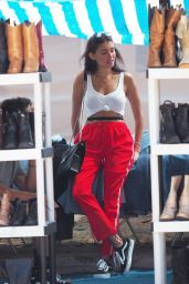 Madison Beer - Trading Post Flea Market in Hollywood 4/2/2017