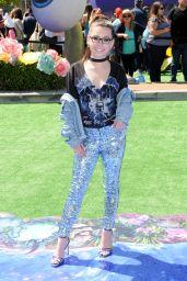 "Madisyn Shipman - ""Smurfs: The Lost Village"" Premiere in Los Angeles"