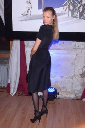 Magdalena Frackowiak - Attending a Party in Warsaw, Poland 4/12/2017