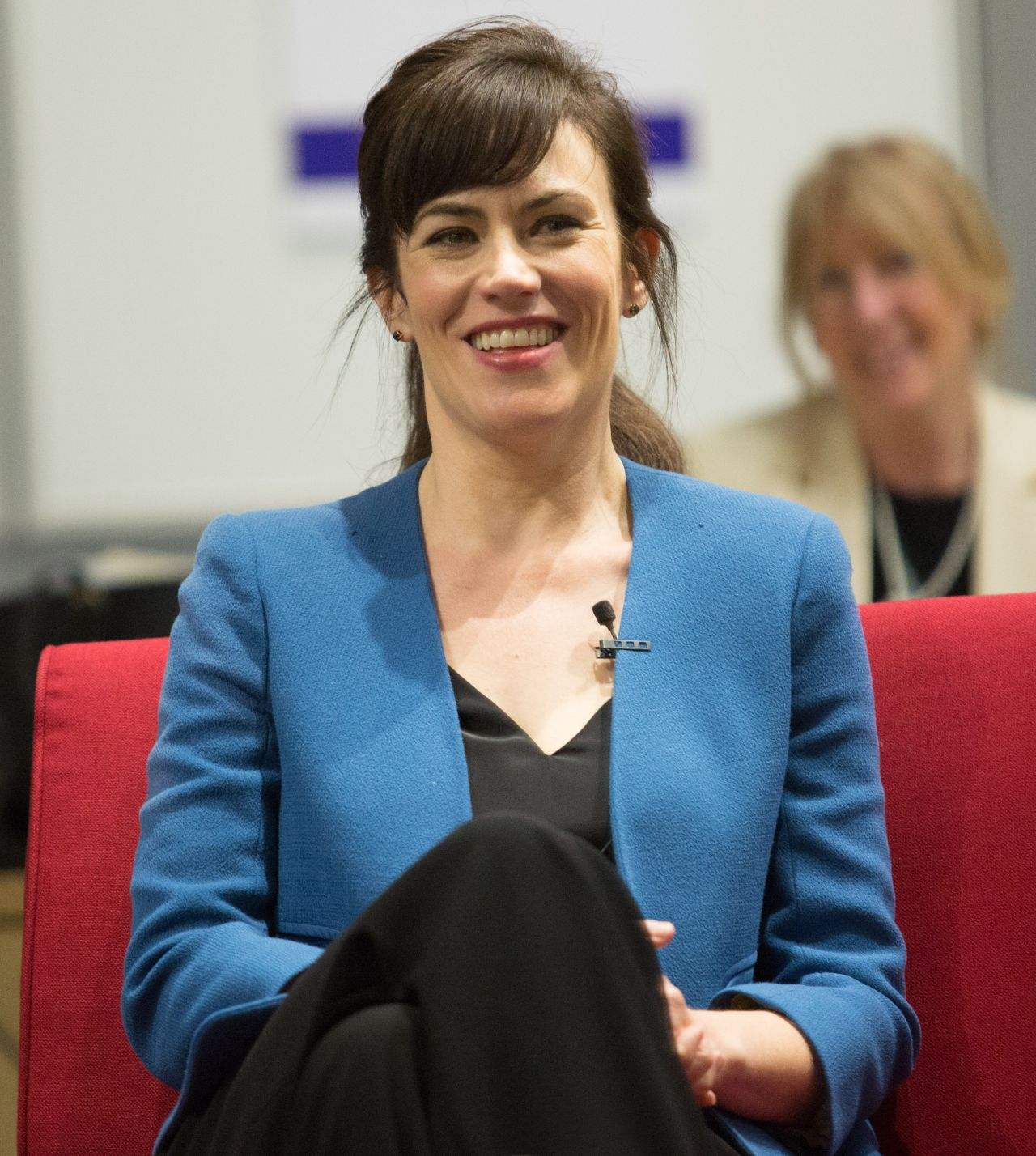 Maggie Siff New York Moves Power Women Forum