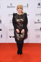 Maite Kelly at ECHO Music Awards 2017 in Berlin