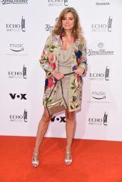 Maren Gilzer at ECHO Music Awards 2017 in Berlin