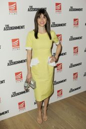 """Margaret Anne Florence – """"The Assignment"""" Movie Screening in New York 4/3/2017"""