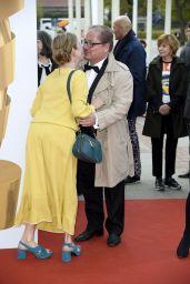 Margarita Broich at Lola – German Film Award 2017 in Berlin