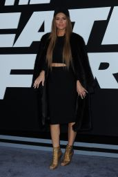 """Maria Menounos – """"Fate of the Furious"""" Pemiere in New York 4/8/2017"""