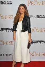 "Maria Menounos – Open Road Films' ""The Promise"" Premiere in LA 4/12/2017"