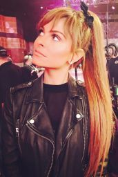 Maria Menounos Social Media Pics, April 2017