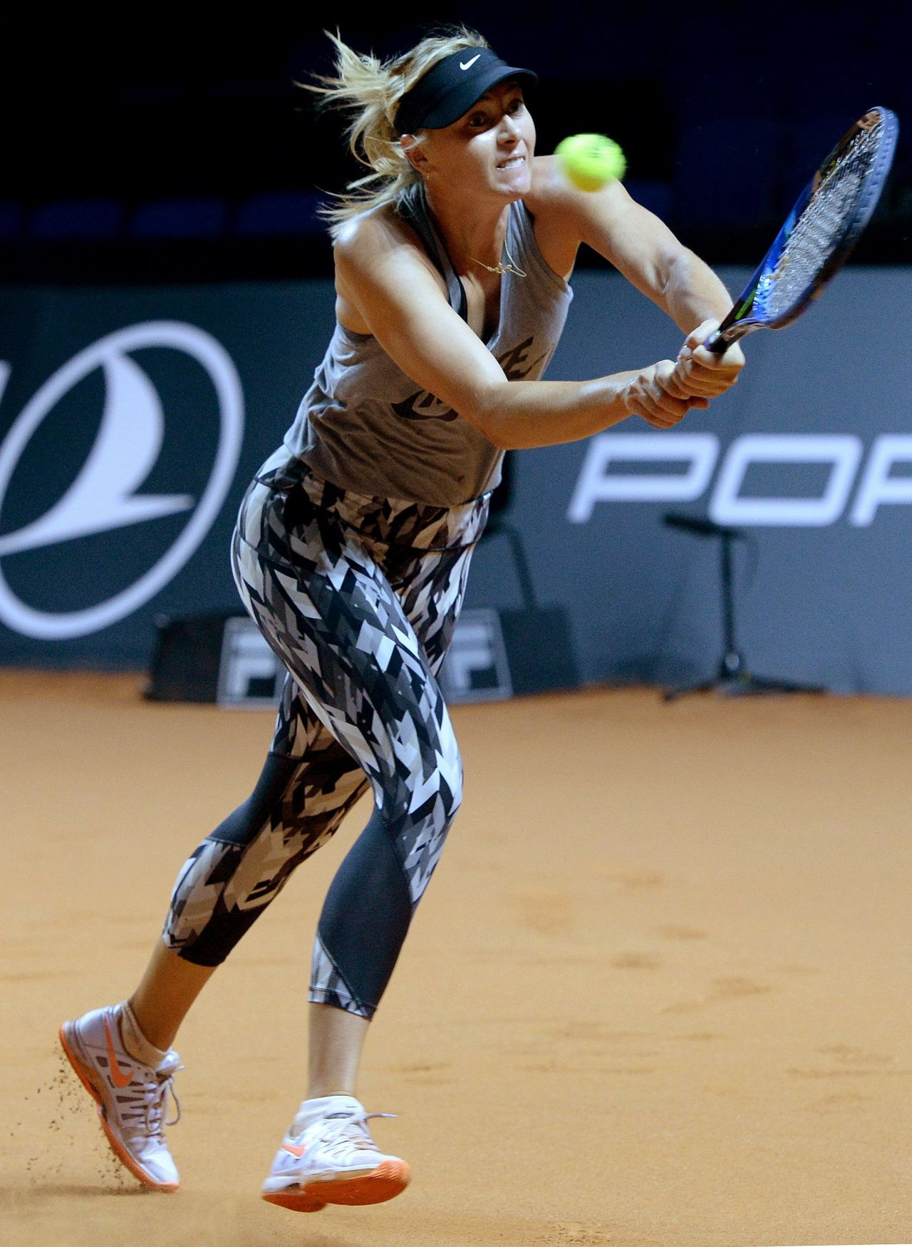 Maria Sharapova Porsche Tennis Grand Prix In Stuttgart