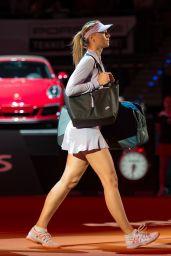 Maria Sharapova - Porsche Tennis Grand Prix in Stuttgart, Germany 04/26/2017