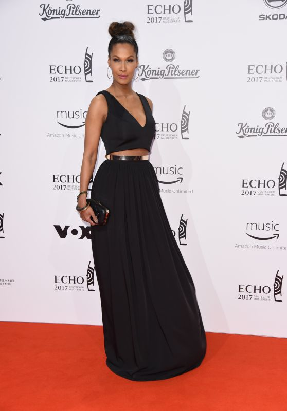 Marie Amerie at ECHO Music Awards 2017 in Berlin